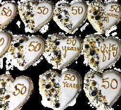 Anniversary Celebration Cookies
