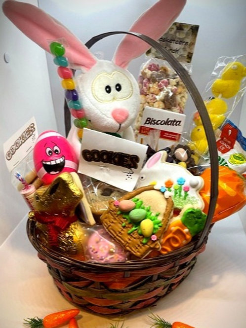 Eggs-Tra Special Easter Basket