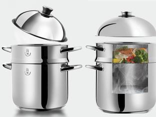 Le vitaliseur de chez Marion, l'indispensable cuiseur vapeur !