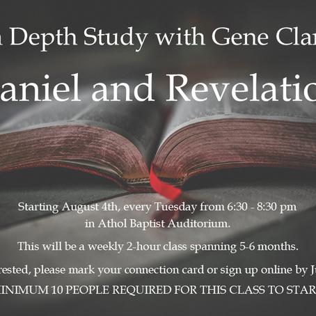Daniel/Revelation Bible Study
