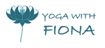 Yoga with Fiona logo
