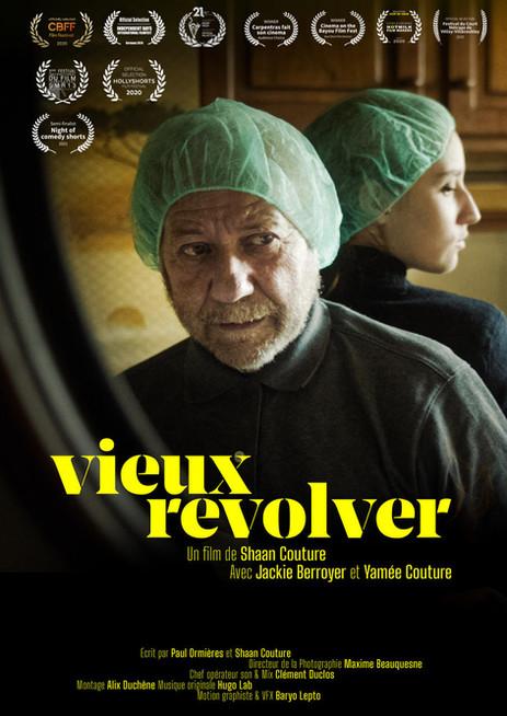 VIEUX REVOVLER (2020)