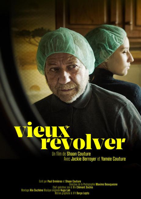 VIEUX REVOLVER (2019)