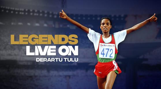 Legends Live On: Derartu Tulu