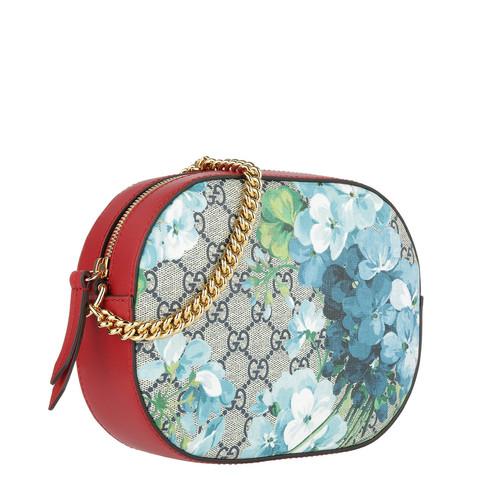 6b504a28e74c Blooms GG Supreme Mini Chain Crossbody Bag. $1,200.00 $ 799.00. LIKE NEW  WORN ONCE