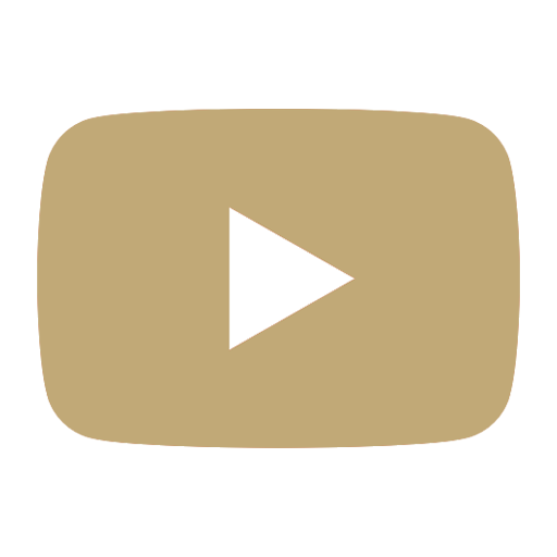 Social Icons GOLD_YouTube
