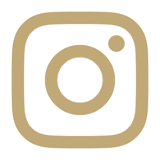 Social Icons GOLD_Instagram