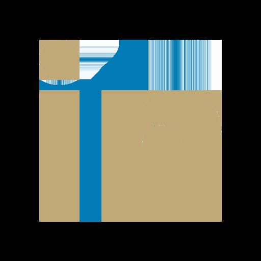 Social Icons GOLD_LinkedIN