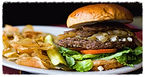 Served with handcut chips and freshly fried. Try the best burger in town!