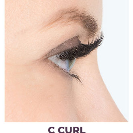 Curl 0.07C, Tray 16 strips.