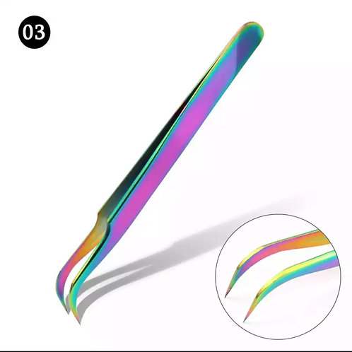Eyelash tweezer no. 3 - volume lashes