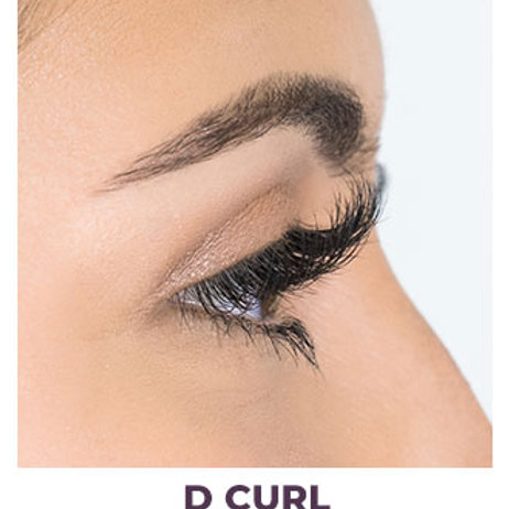 Curl 0.15D, Tray 16 strips