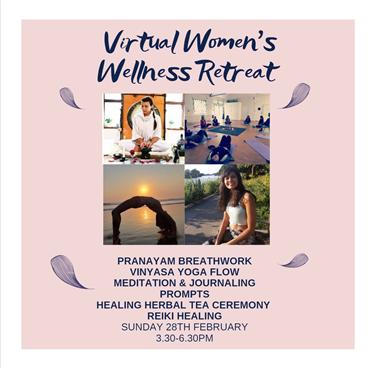 Virtual Women's Wellness Retreat