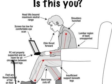 Ergonomics and Back Pain