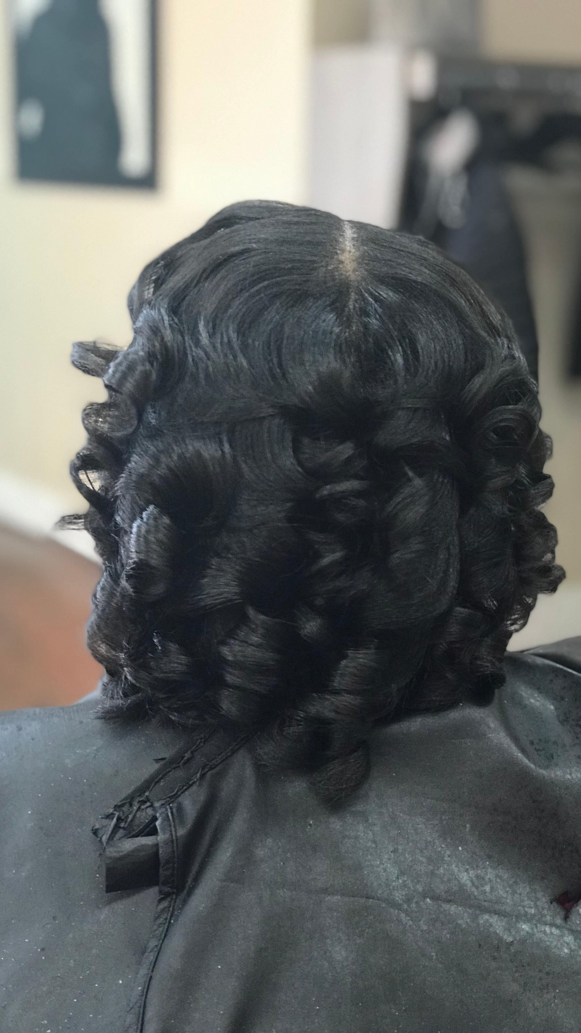 Curls/Crimps