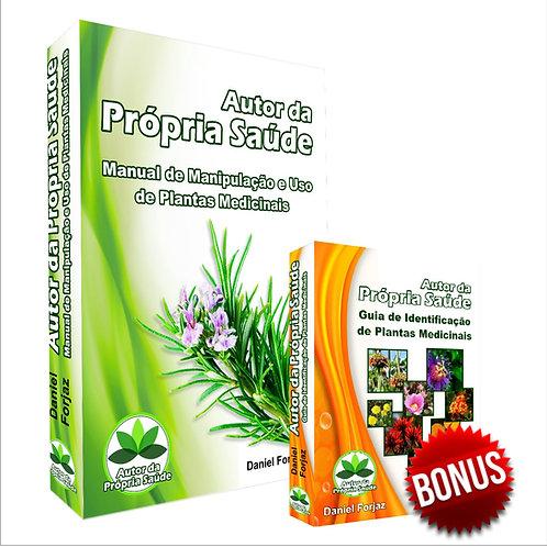 COMBO-Manual de Manipulação e Guia de identificação de Plantas Medicinais