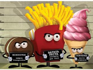 Gorduras TRANS - CUIDADO!!