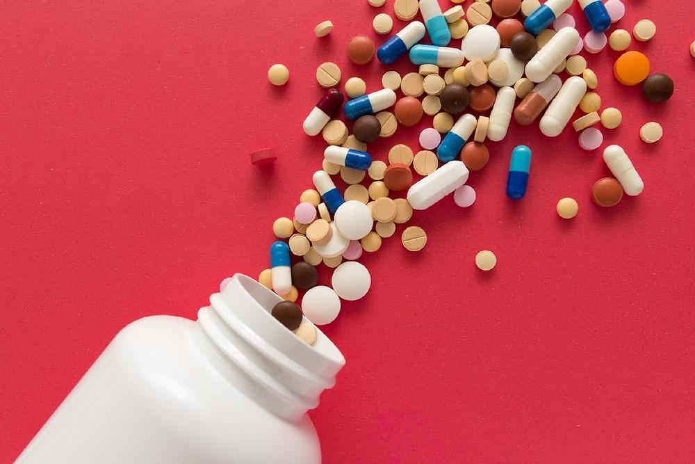 Antibióticos são as causas das super bactérias