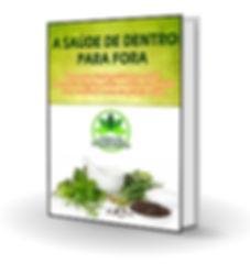 E-book A saúde de Dentro para Fora
