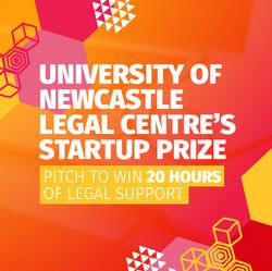 Legal Centre Start Up Award