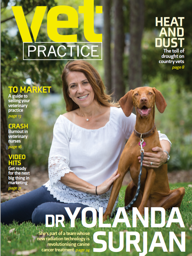 VetPractice Magazine Feature Story