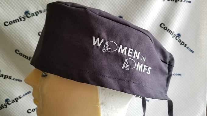 Women in OMFS Scrub cap