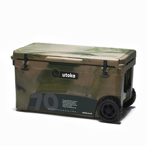 Utoka Tow 70 Camo  – Cool Box