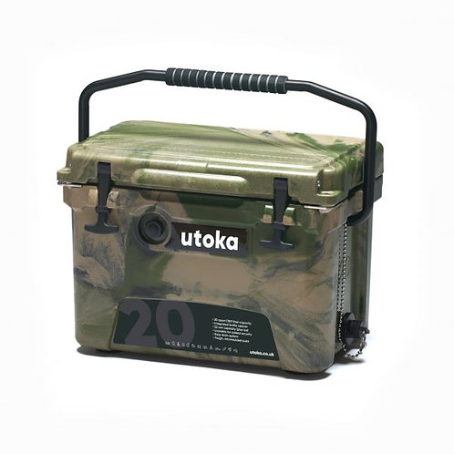 Utoka 20 Camo - Cool Box