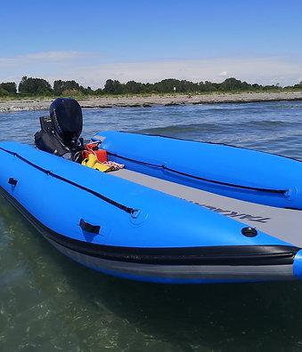Takacat LXO 3.8 Blue