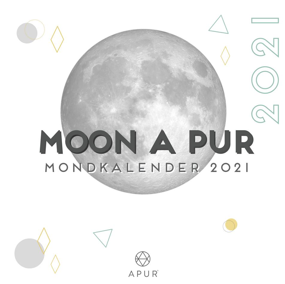 Moon A Pur   Mondkalender 2021