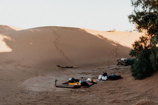 Sahara Wüstenreise