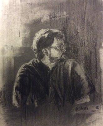 Michael portrait