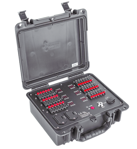 FireStorm RX36 - Modulo di sparo a 36 linee