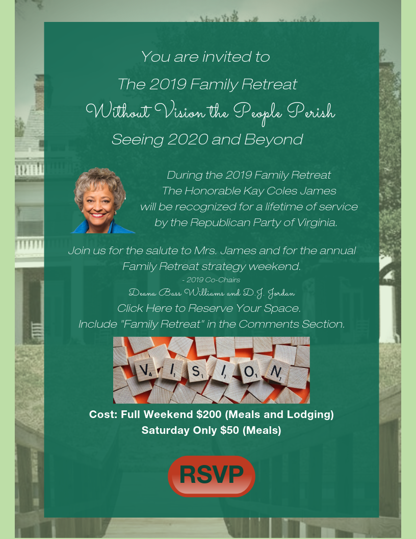Copy of The 2019 Family Retreat Seeing 2