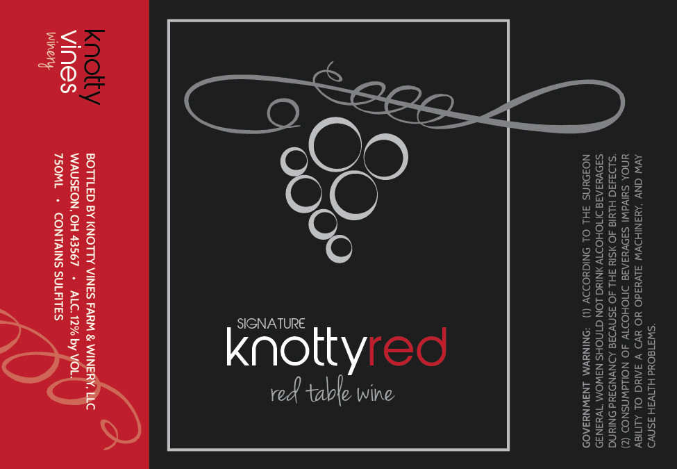 Knotty Red