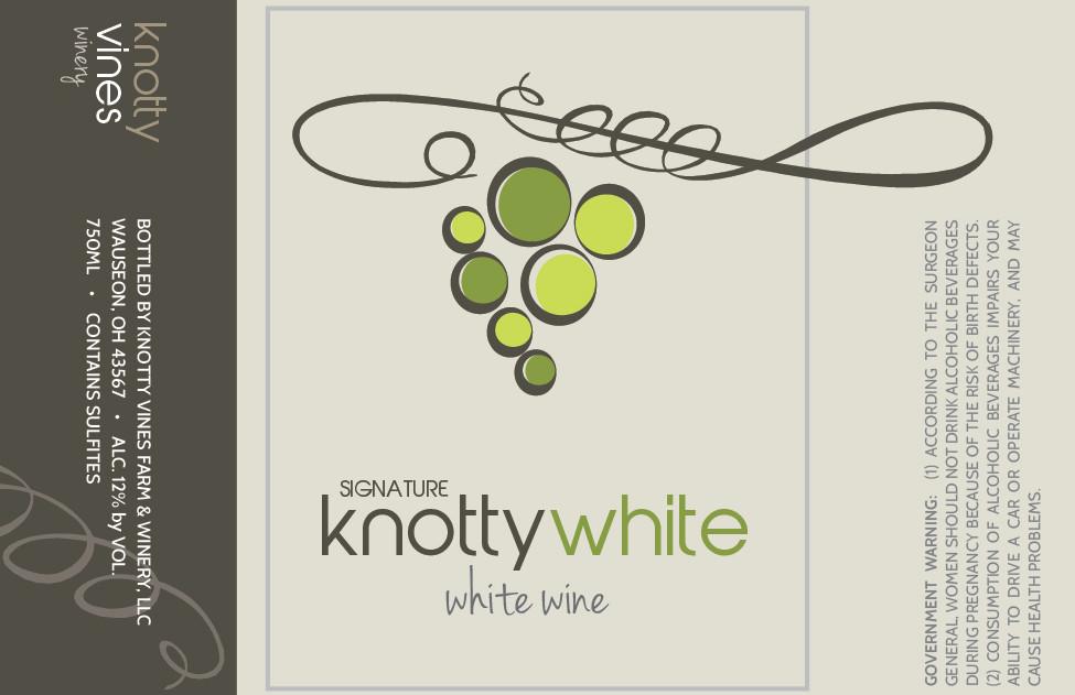 Knotty White