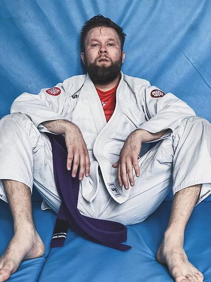 Paweł Kujawa BJJ