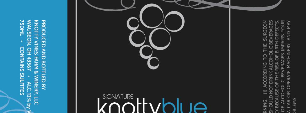 Knotty Blue