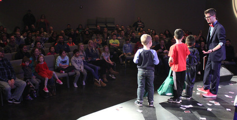 Kids Show for Oak Creek Assembly of God