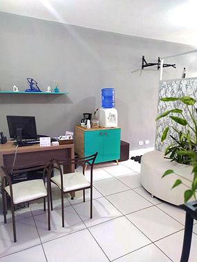 Recepção Studio Adagio São Caetano