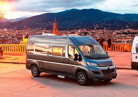 60T Van - Giottiline - 2021 - Blanco 140cv. 35Q