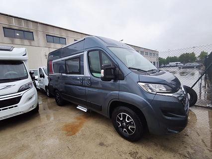 54T Van - Giottiline - 2021 - GRIS - 35Q