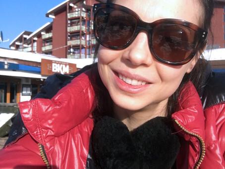 My vacation at Les Arcs, France