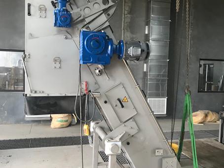Fine Screen, Flocculator Tank, and Leak Testing