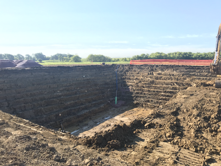 Operations Building Excavation