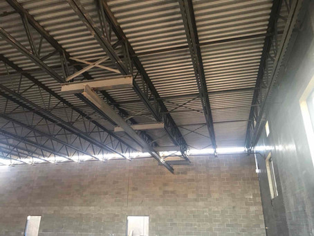 Roofing, Floors, and Piping
