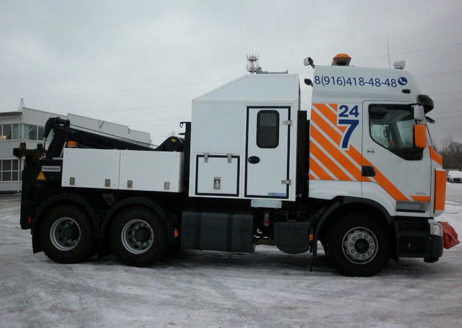 грузовой эвакуатор железнодорожный
