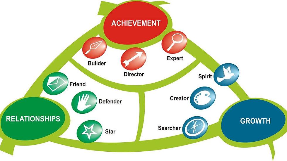 Licensed Practitioner of Motivational Maps and Team Workshop