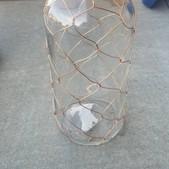 Wire Glass Bottle- $2 (QTY-1)
