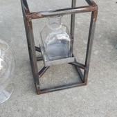 Metal-Framed Bud Vase- $8 (QTY-1)